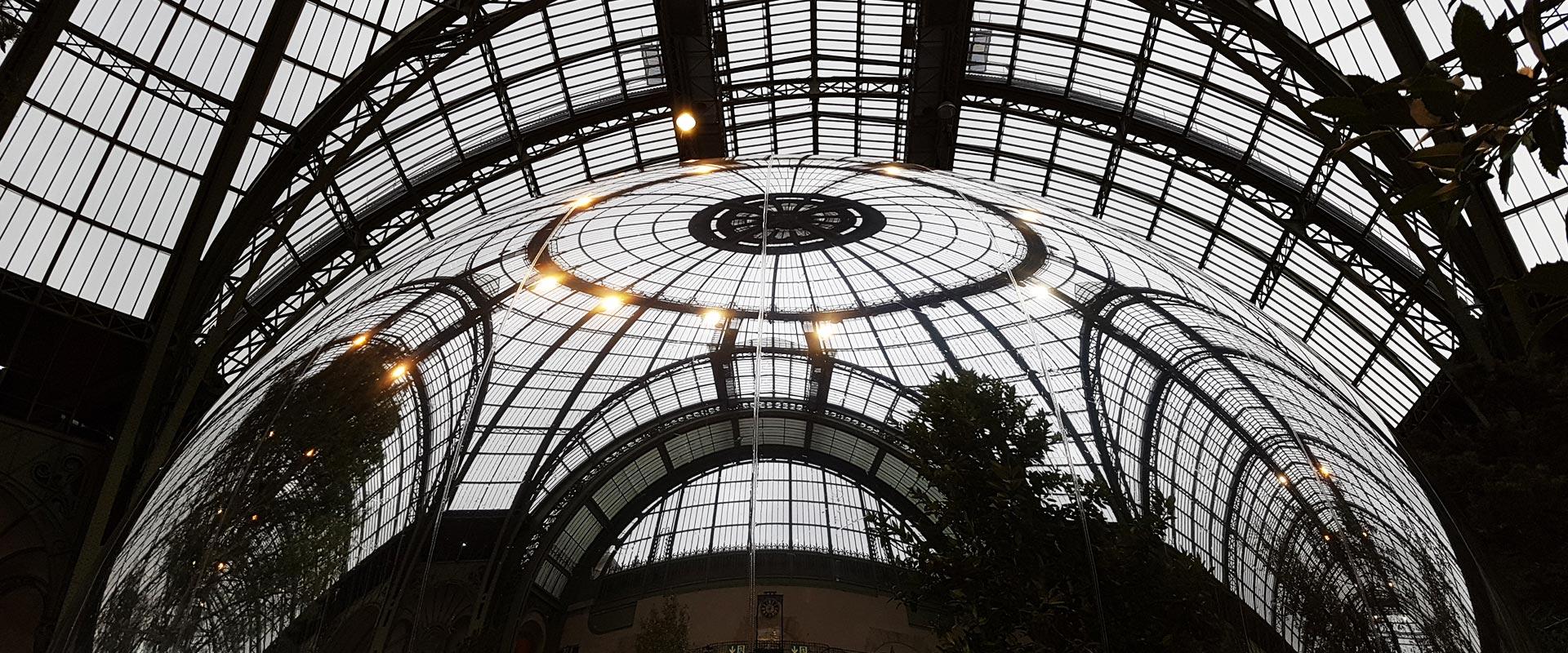 Grand Palais miroir
